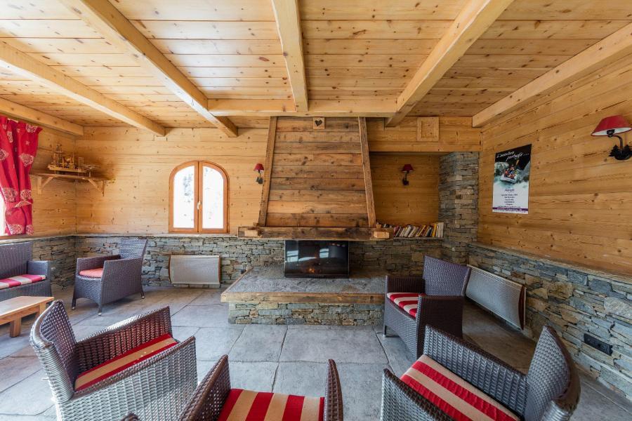 Ski verhuur Résidence les Granges d'Arvieux - Arvieux en Queyras - Binnen