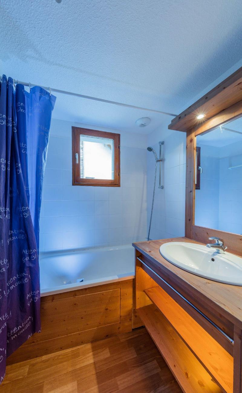 Alquiler al esquí Résidence les Granges d'Arvieux - Arvieux en Queyras - Cuarto de baño