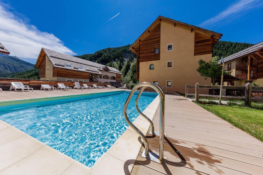 Ski verhuur Résidence les Granges d'Arvieux - Arvieux en Queyras