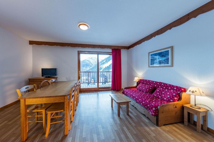 Ski verhuur Résidence les Granges d'Arvieux - Arvieux en Queyras - Woonkamer