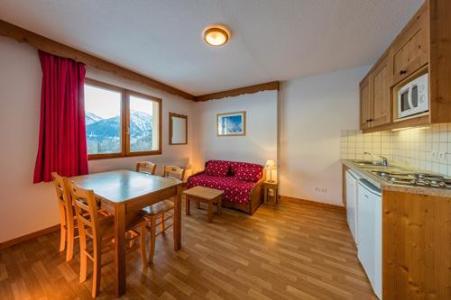 Location au ski Residence Les Granges D'arvieux - Arvieux en Queyras - Coin repas