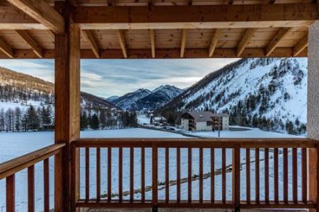 Location au ski Residence Les Granges D'arvieux - Arvieux en Queyras - Balcon