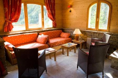 Location au ski Residence Les Granges D'arvieux - Arvieux en Queyras - Réception