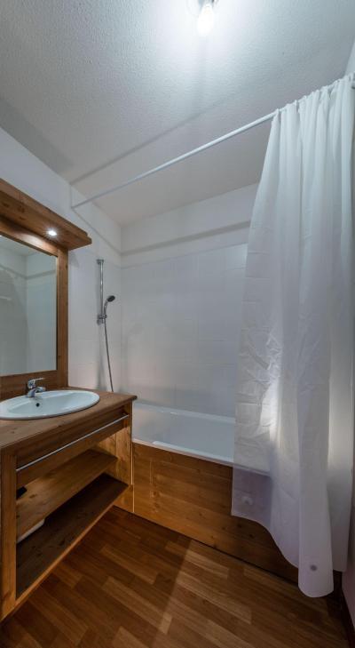 Location au ski Résidence les Granges d'Arvieux - Arvieux en Queyras - Salle de bains