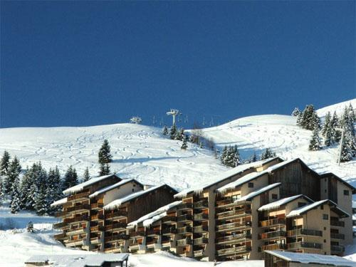Location appartement au ski Les Balcons De L'oisans