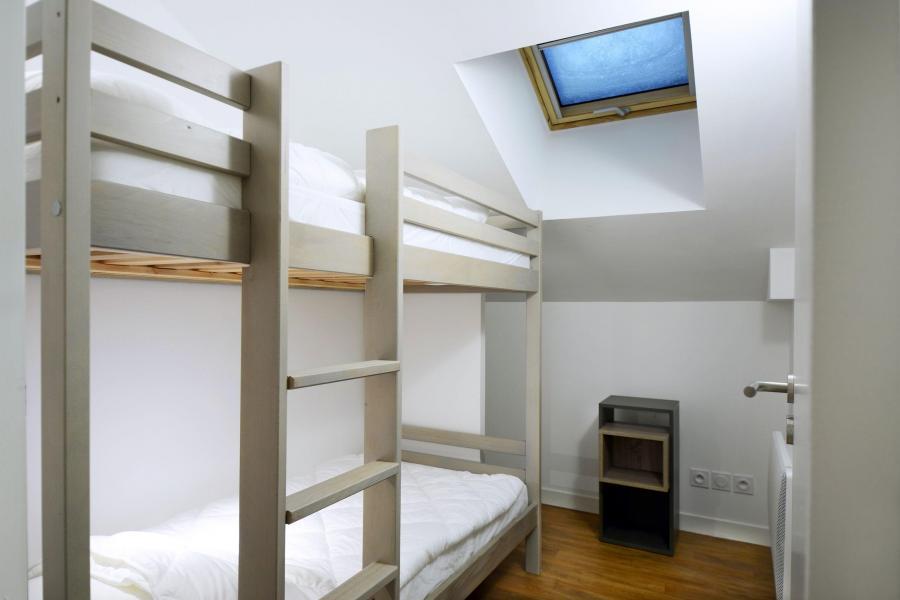 Аренда на лыжном курорте Résidence les Balcons d'Auréa - Auris en Oisans - Двухъярусные кровати