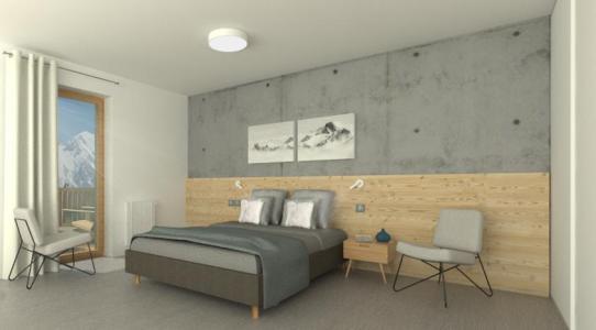 Аренда на лыжном курорте Résidence Les Ecrins d'Auris - Auris en Oisans - Комната