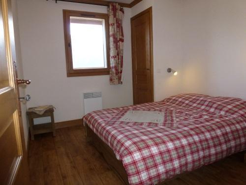 Location au ski Appartement 2 pièces cabine 6 personnes - Residence Chalet Le Clos D'aussois - Aussois - Lit double