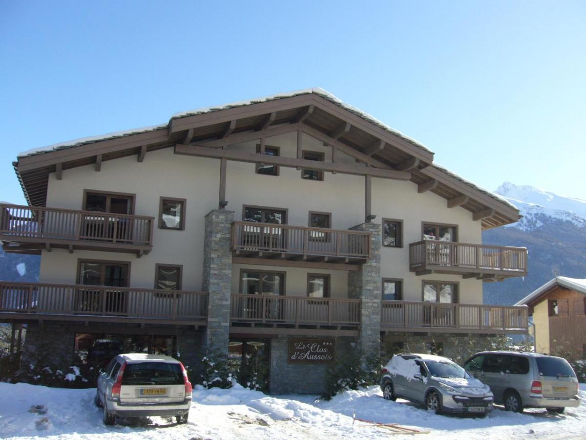 Ski en décembre Residence Chalet Le Clos D'aussois