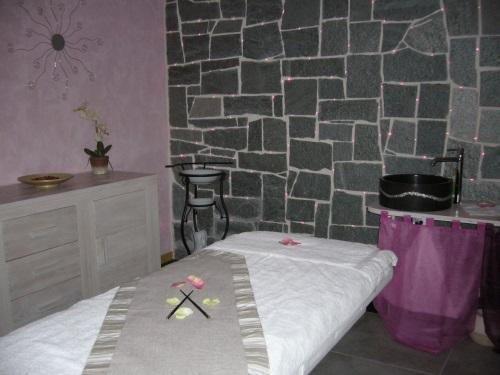 Location au ski Residence Chalet Le Clos D'aussois - Aussois - Massage