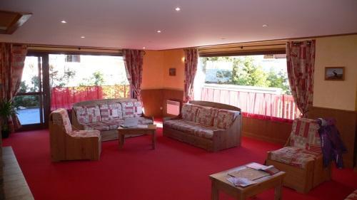Location au ski Residence Chalet Le Clos D'aussois - Aussois - Réception