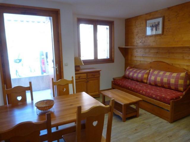 Location au ski Appartement 2 pièces 4 personnes (206) - Residence La Combe - Aussois - Coin repas