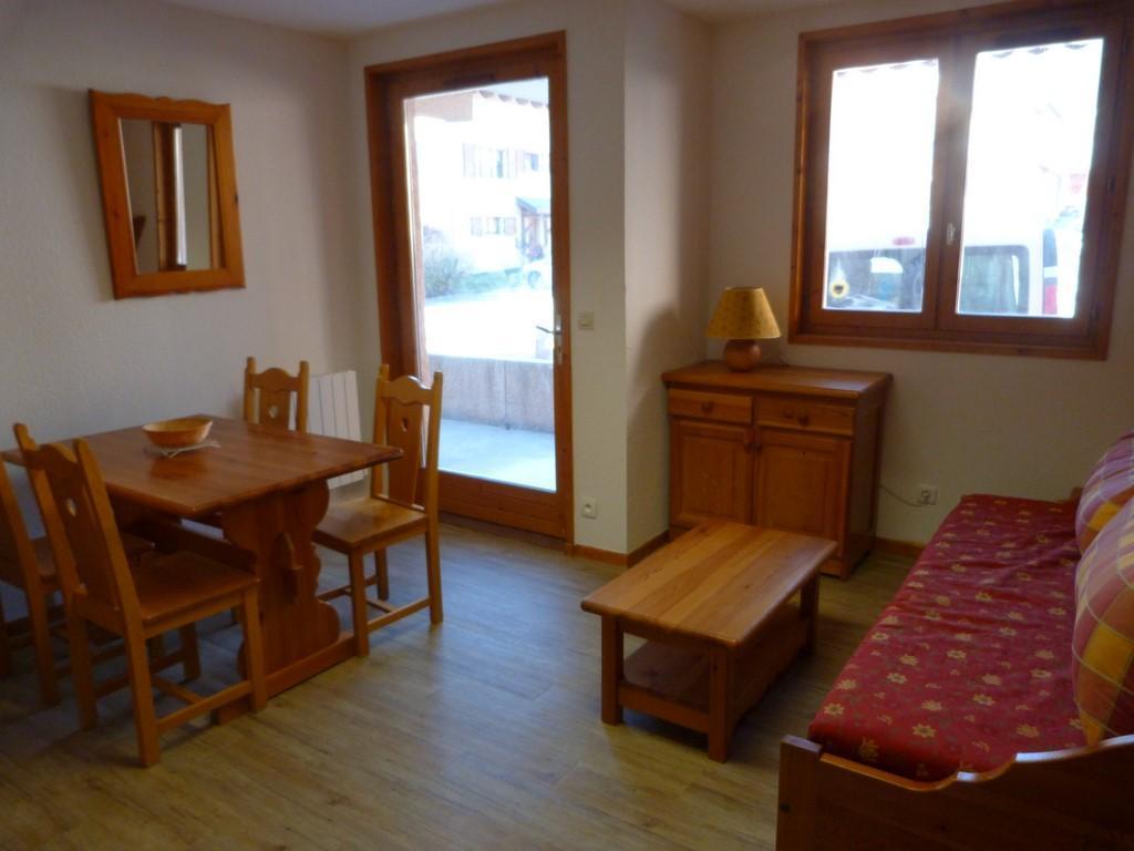 Location au ski Appartement 2 pièces 4 personnes (206) - Residence La Combe - Aussois - Séjour