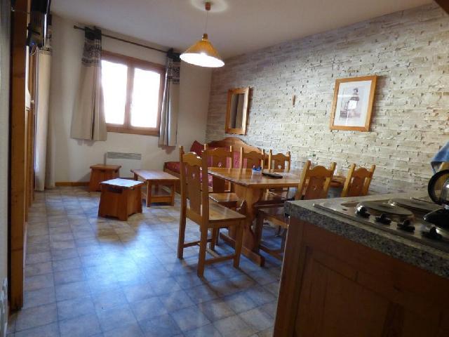 Location au ski Appartement 2 pièces 5 personnes (304) - Residence La Combe Ii - Aussois