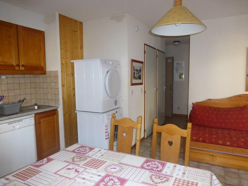 Location au ski Appartement 2 pièces 4 personnes (305) - Residence La Combe Ii - Aussois - Séjour