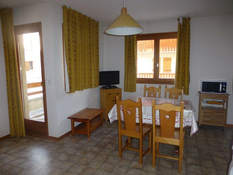 Location au ski Appartement 2 pièces 4 personnes (305) - Residence La Combe Ii - Aussois - Table