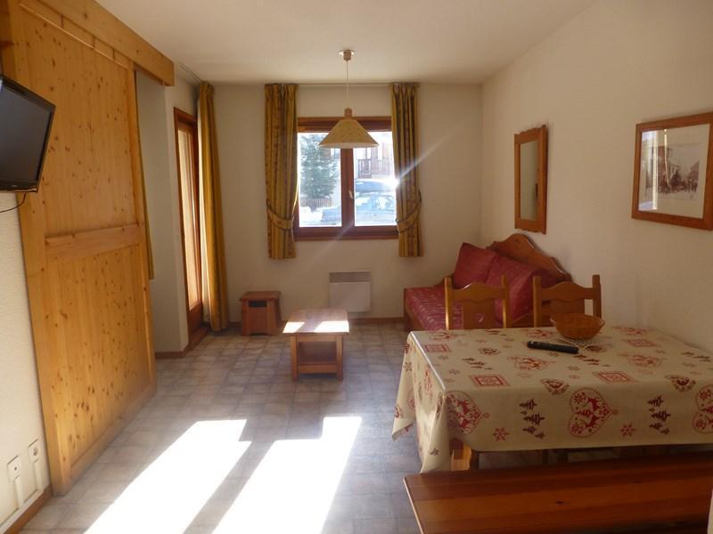 Location au ski Appartement 2 pièces 4 personnes (318) - Residence La Combe Ii - Aussois - Séjour
