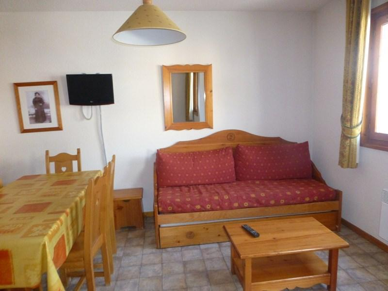Location au ski Appartement 2 pièces 5 personnes (310) - Residence La Combe Ii - Aussois - Table