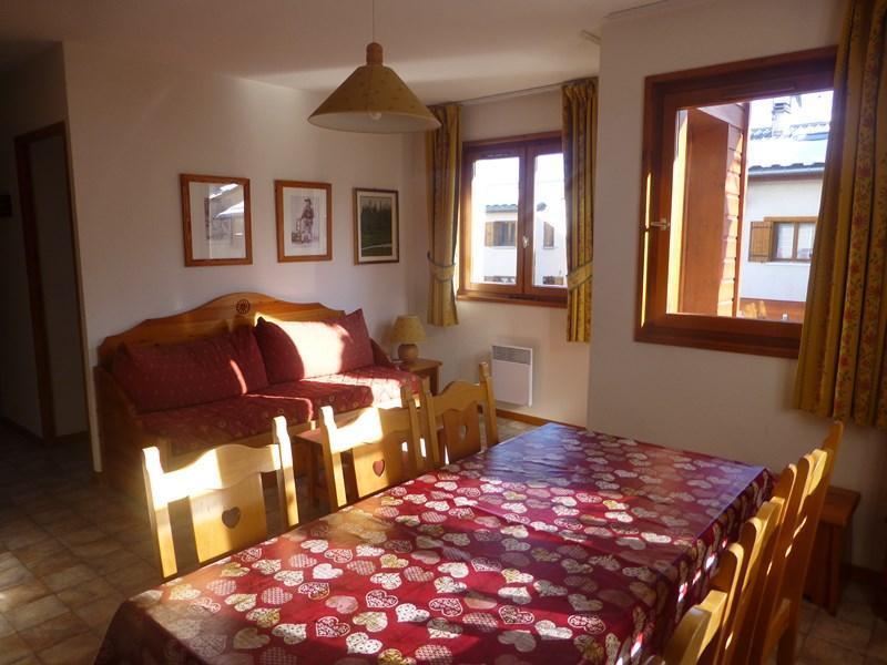 Location au ski Appartement 3 pièces 6 personnes (320) - Residence La Combe Ii - Aussois - Kitchenette