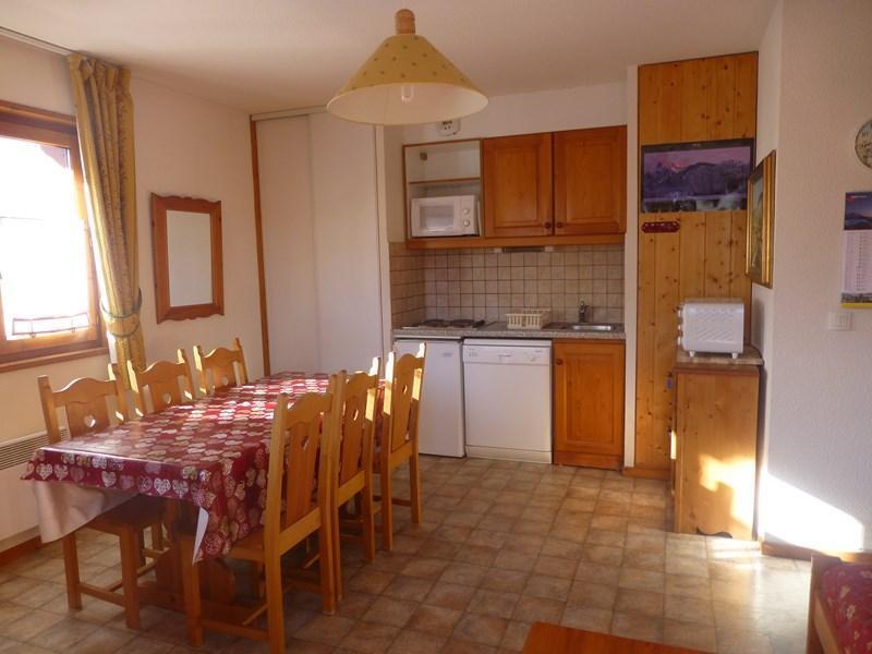 Location au ski Appartement 3 pièces 6 personnes (320) - Residence La Combe Ii - Aussois - Séjour