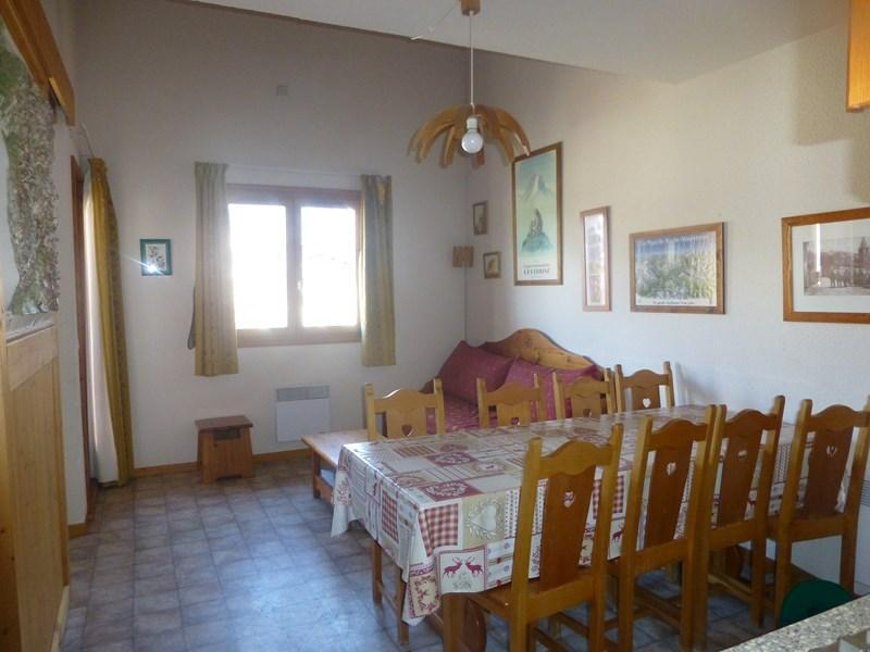 Location au ski Appartement duplex 4 pièces 8 personnes (333) - Residence La Combe Ii - Aussois - Table