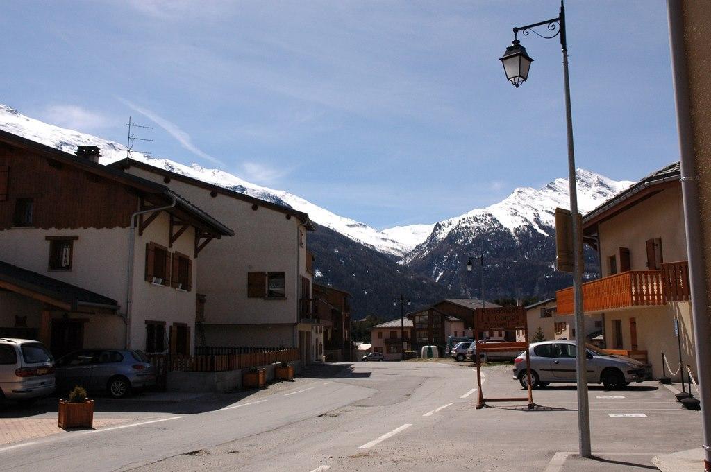 Location au ski Appartement 2 pièces coin montagne 5 personnes - Residence La Combe Ii - Aussois - Extérieur hiver