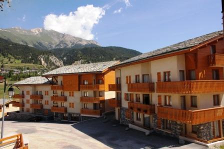 Location au ski Appartement 3 pièces 6 personnes (434) - Residence La Combe Iii - Aussois