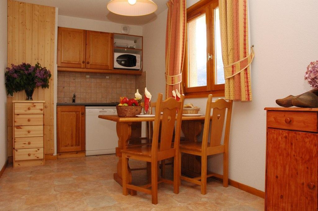 Location au ski Appartement 2 pièces 4 personnes (437) - Residence La Combe Iii - Aussois - Kitchenette