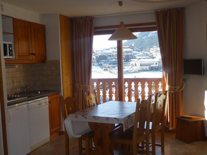 Location au ski Appartement 2 pièces 4 personnes (439) - Residence La Combe Iii - Aussois - Séjour
