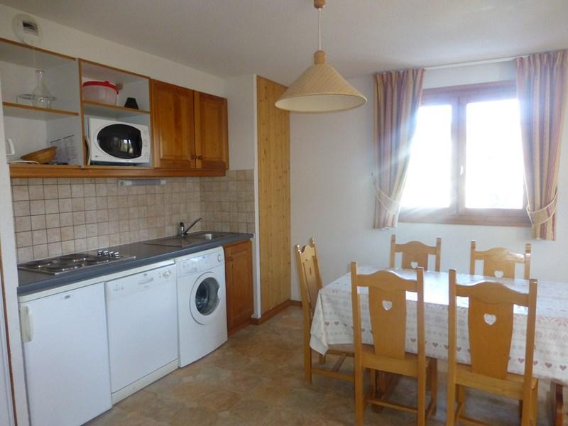 Location au ski Appartement 3 pièces 6 personnes (433) - Residence La Combe Iii - Aussois - Séjour