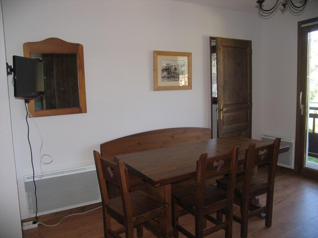 Location au ski Appartement 2 pièces coin montagne 6 personnes (006) - Residence Les Sports - Aussois