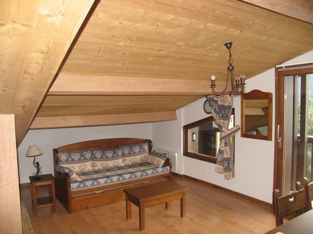Location au ski Appartement 3 pièces 6 personnes (017) - Residence Les Sports - Aussois