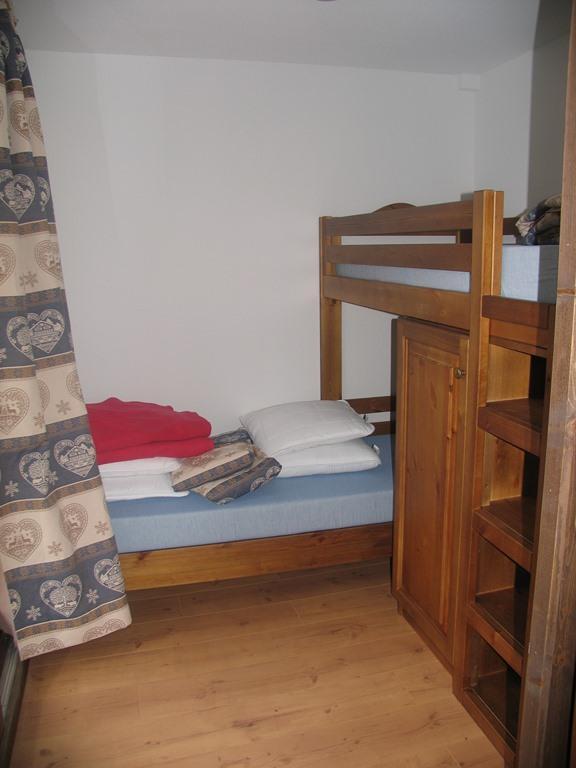 Location au ski Appartement 3 pièces 6 personnes (002) - Residence Les Sports - Aussois - Chambre