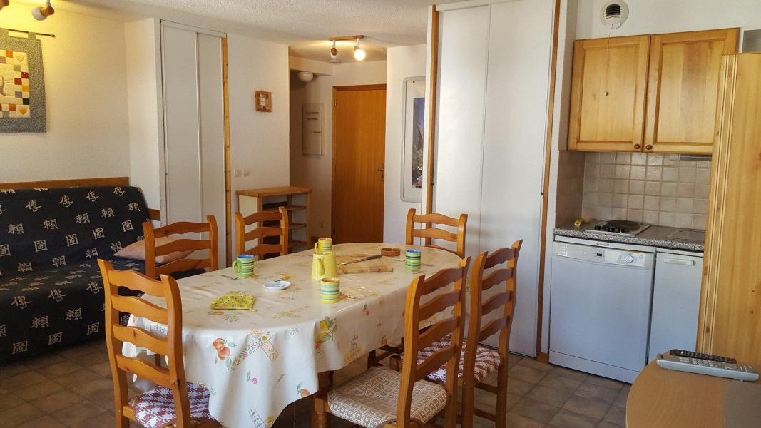 Skiverleih 2-Zimmer-Appartment für 6 Personen (223) - La Résidence la Combe - Aussois