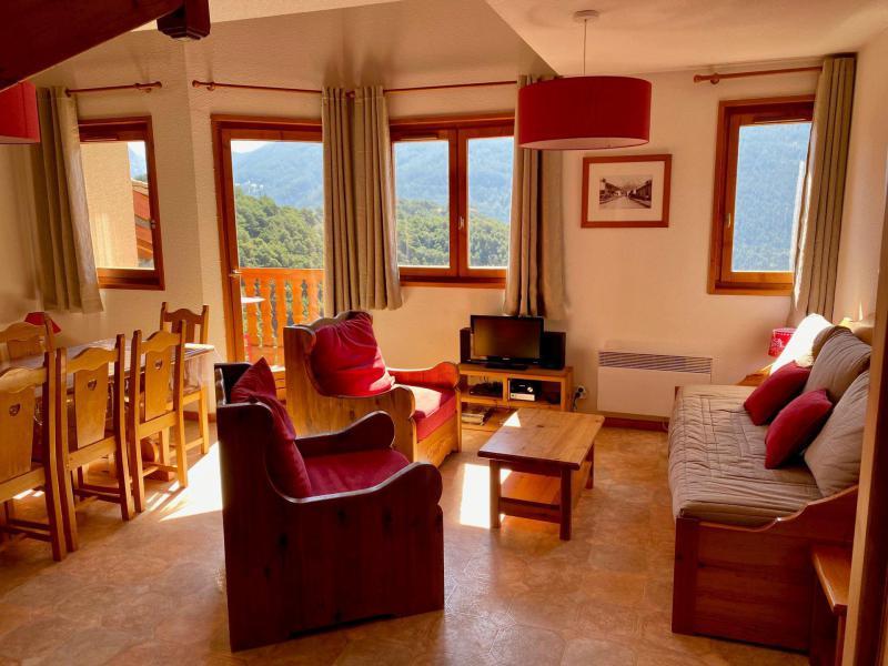 Skiverleih 3 Zimmer Maisonettewohnung für 8 Personen (446) - La Résidence la Combe - Aussois