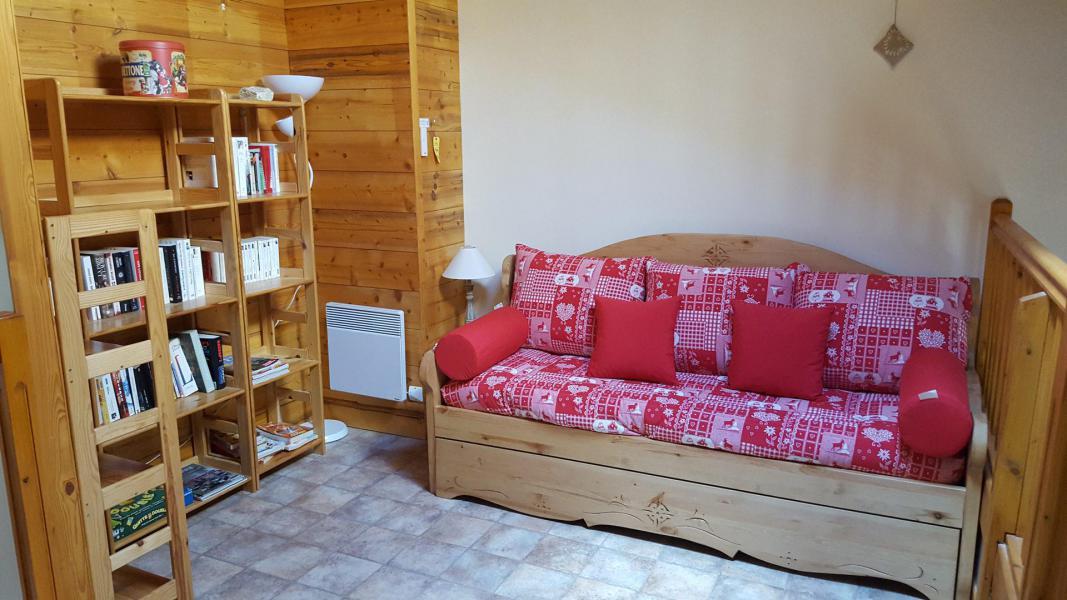 Skiverleih 3 Zimmer Maisonettewohnung für 8 Personen (429) - La Résidence la Combe - Aussois