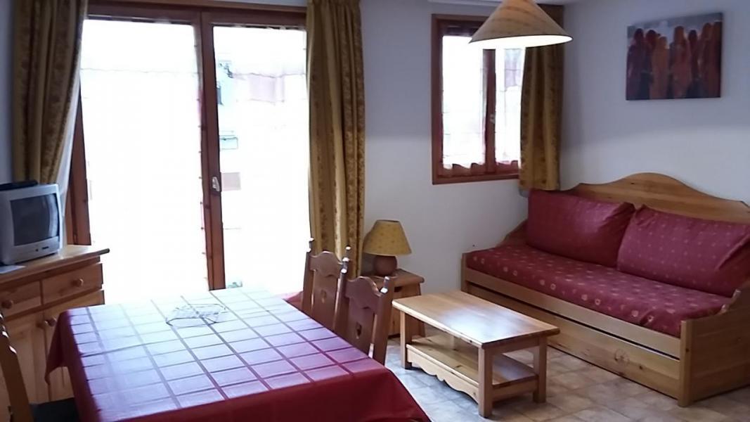 Skiverleih 2-Zimmer-Appartment für 4 Personen (501) - La Résidence la Combe - Aussois