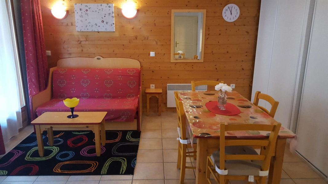 Аренда на лыжном курорте Апартаменты 2 комнат 4 чел. (G0.150) - La Résidence les Flocons d'Argent - Aussois - Салон