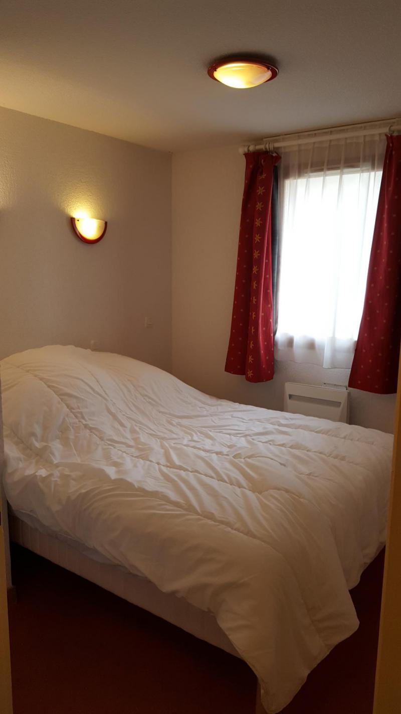 Skiverleih 2-Zimmer-Appartment für 4 Personen (F1.114) - La Résidence les Flocons d'Argent - Aussois - Schlafzimmer
