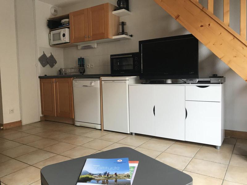 Location au ski Appartement 2 pièces coin montagne 6 personnes (E1.76) - La Résidence les Flocons d'Argent - Aussois