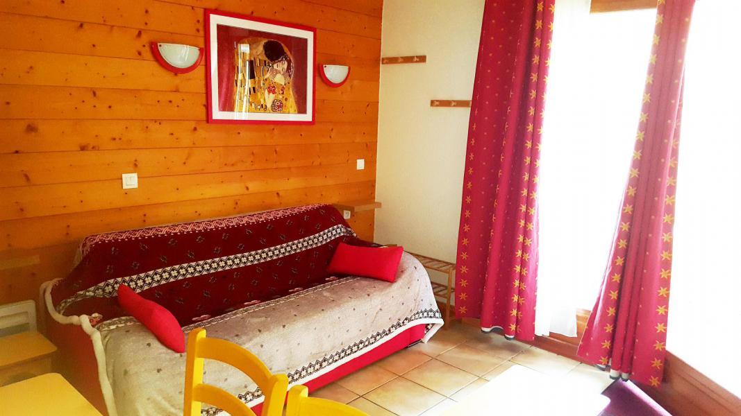 Skiverleih 2 Zimmer Maisonettewohnung für 6 Personen (G2.165) - La Résidence les Flocons d'Argent - Aussois