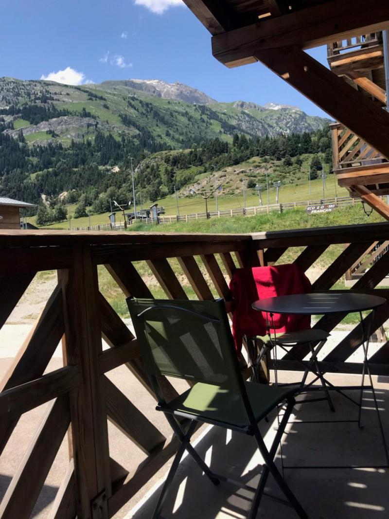Аренда на лыжном курорте Апартаменты дуплекс 5 комнат 8 чел. (A1.03) - La Résidence les Flocons d'Argent - Aussois