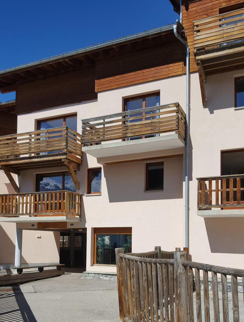Skiverleih 2 Zimmer Maisonettewohnung für 6 Personen (D1.69) - La Résidence les Flocons d'Argent - Aussois