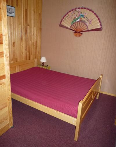 Skiverleih 2-Zimmer-Appartment für 4 Personen (611) - La Résidence les Sétives - Aussois - Doppelbett