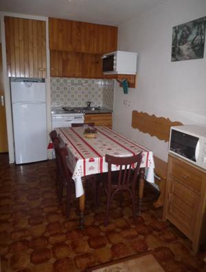 Skiverleih 2-Zimmer-Appartment für 4 Personen (611) - La Résidence les Sétives - Aussois - Tisch