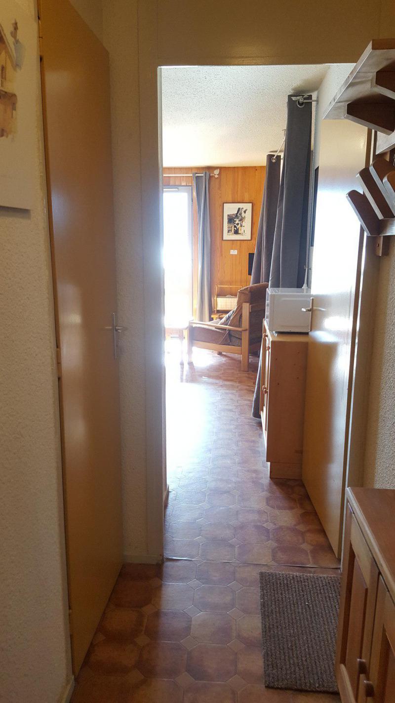 Skiverleih 2-Zimmer-Appartment für 4 Personen (621) - La Résidence les Sétives - Aussois - Flur