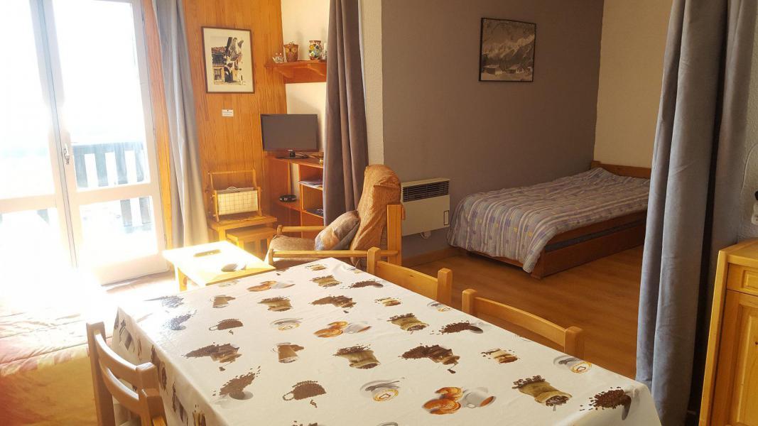 Skiverleih 2-Zimmer-Appartment für 4 Personen (621) - La Résidence les Sétives - Aussois - Tisch