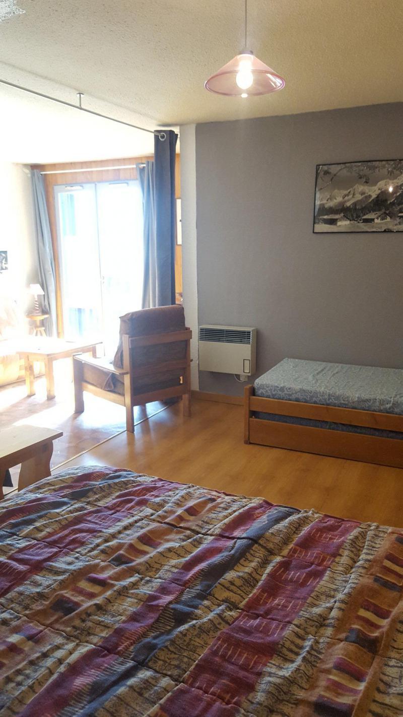 Skiverleih 2-Zimmer-Appartment für 4 Personen (621) - La Résidence les Sétives - Aussois - Wohnzimmer