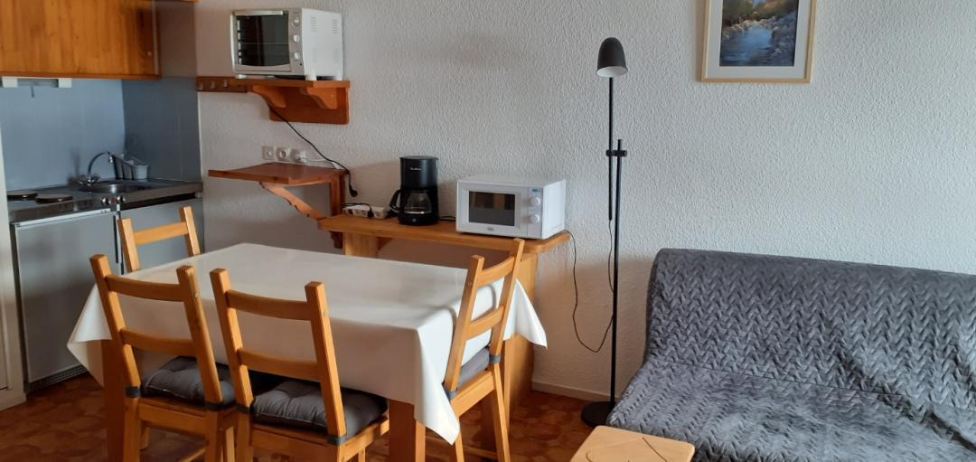 Skiverleih 2-Zimmer-Appartment für 4 Personen (621) - La Résidence les Sétives - Aussois