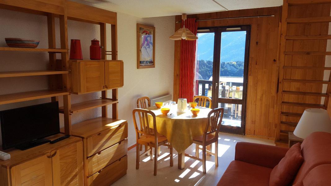 Skiverleih 2-Zimmer-Appartment für 4 Personen (631) - La Résidence les Sétives - Aussois